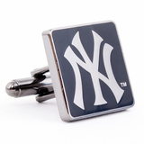 New York Yankees Black Series Cufflinks Novelty