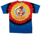 Popeye - Popeye Concentric T-shirts