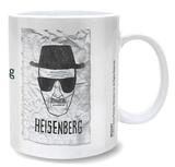 Breaking Bad Mug -Heisenberg Wanted Becher