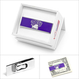 TCU Horned Frogs Money Clip Novelty