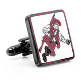 University of Massachusetts Minuteman Cufflinks Novelty