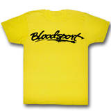 Bloodsport - Black Logo T-shirts