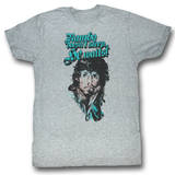 Rambo - Rain On Your Face T-shirts