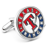 Texas Rangers Cufflinks Novelty
