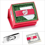 Washington Nationals Money Clip Novelty