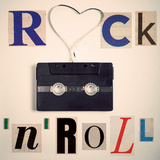 Rock'n Roll Prints by  Blonde Attitude