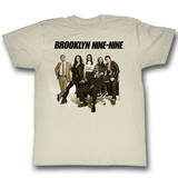 Brooklyn Nine Nine - The Gang T-Shirt