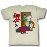 King Of The Hill - Aint Rite T-Shirt