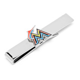 Miami Marlins Tie Bar Novelty