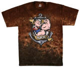 Popeye - The Sailorman T-shirts