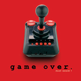 Game over Posters par  Blonde Attitude