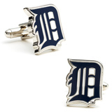 Detroit Tigers Cufflinks Novelty