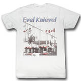 Evel Knievel - Jump High Shirt