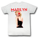 Marilyn Monroe - Lady In Red T-Shirt