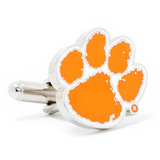 Clemson University Tigers Cufflinks Novelty