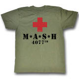 M.A.S.H. - Cross T-shirts