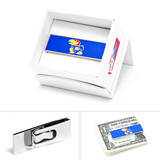 Kansas University Jayhawks Money Clip Novelty
