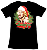 Juniors: Marilyn Monroe - She Will T-shirts
