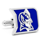 Duke University Blue Devils Cufflinks Novelty
