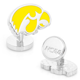 Palladium University of Iowa Hawkeyes Cufflinks Novelty