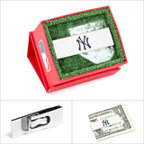 Yankees Pinstripe Money Clip Novelty