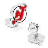 Palladium New Jersey Devils Cufflinks Novelty