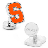 Palladium Syracuse University Orangemen Cufflinks Novelty
