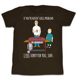 King Of The Hill - Grillin T-shirts