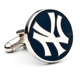 New York Yankees Cufflinks Novelty