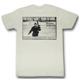 Missing In Action - Necks T-Shirt