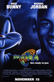 Space Jam - Michael Jordan Bugs Bunny Movie Poster Photo