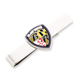 Baltimore Ravens Tie Bar Novelty