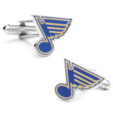 St. Louis Blues Cufflinks Novelty