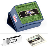 Baltimore Ravens Money Clip Novelty