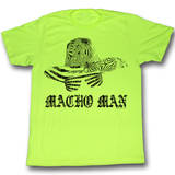 Macho Man - Macho Hat T-shirts