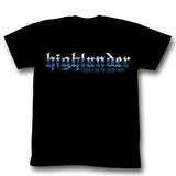 Highlander - 80s Chrome T-shirts