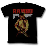 Rambo - Real Rambo Shirts