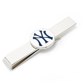 New York Yankees Pinstripe Tie Bar Novelty