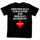 M.A.S.H. - Exhausted T-shirts