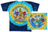 Grateful Dead - Beach Bear Bingo T-Shirt
