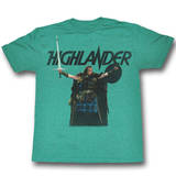 Highlander - Come At Me Shirts