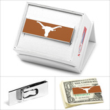 University of Texas Longhorns Money Clip Novelty