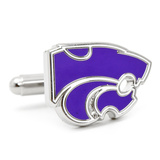 Kansas State University Wildcats Cufflinks Novelty
