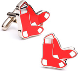 Boston Red Sox Cufflinks Novelty