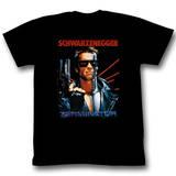 Terminator - Schwarz T-skjorte