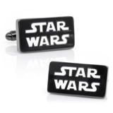 Star Wars Logo Cufflinks Novelty
