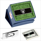 Oakland Raiders Money Clip Novelty