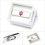 Indiana University Hoosiers Money Clip Novelty