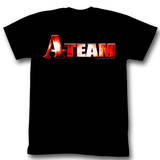 A-Team - A Logo T-Shirt