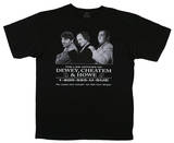 The Three Stooges - Dewey Cheatem And Howe T-Shirts
